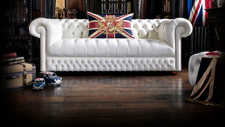 Divani chesterfield originali inglesi THE ENGLISH CHESTERFIELD COMPANY  punti vendita ITALIA