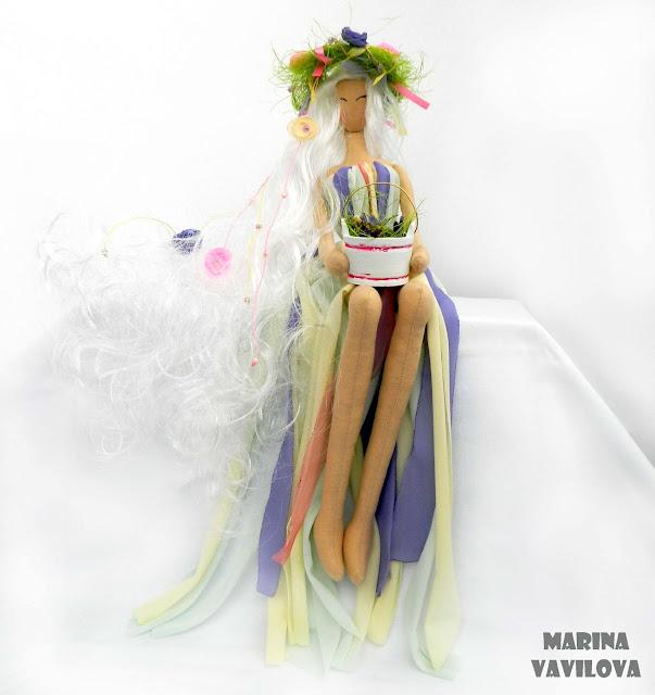 Конфетка от Марины :) весенняя