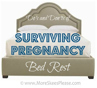 Surviving Pregnancy Bed Rest