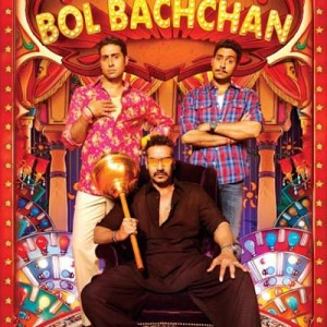 Bol Bachchan movie mp3 Songs