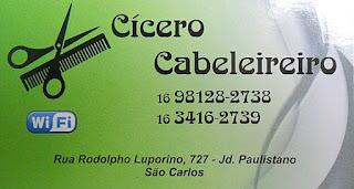 CÍCERO CABELEREIRO