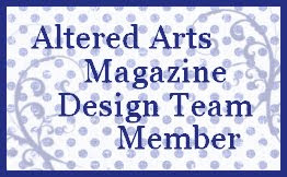 Altered Arts Magazine Creative Design Team!  WOOHOO!