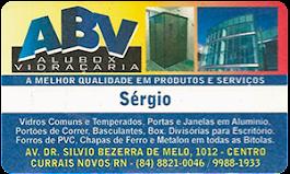 ABV ALUBOX VIDRAÇARIA