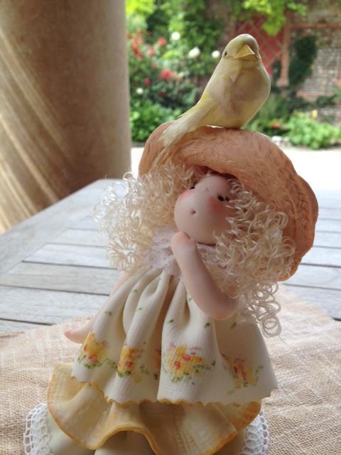 bambole in pasta di mais