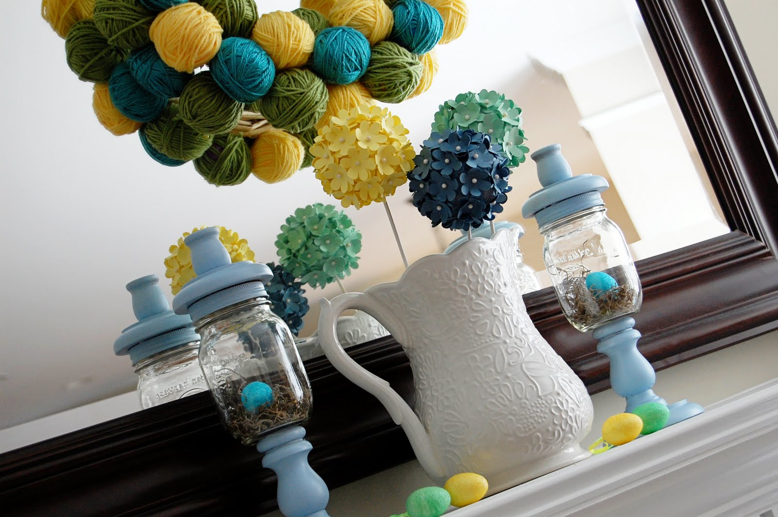 100+ [ Easter Decorations ] | Flower Easter Decorations Flowers ...