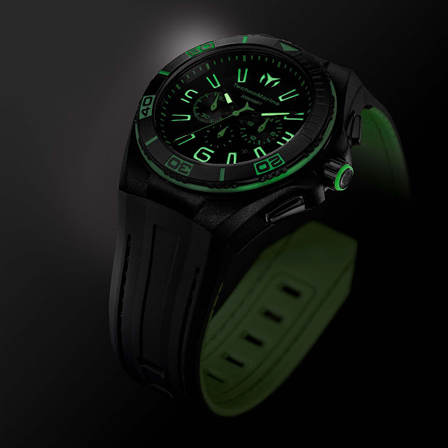 Technomarine - Night Vision Watch 2012 dark