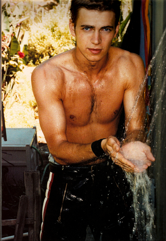 Hunk Of The Week: Hayden Christensen
