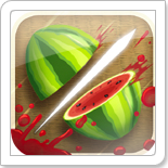 Download Fruit Ninja for Bada OS for Free!