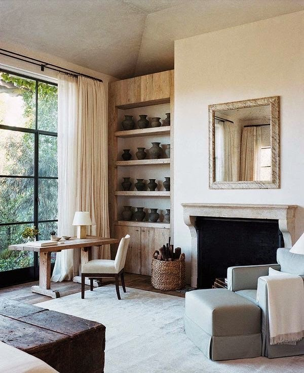 simply love design writing desks in the living room