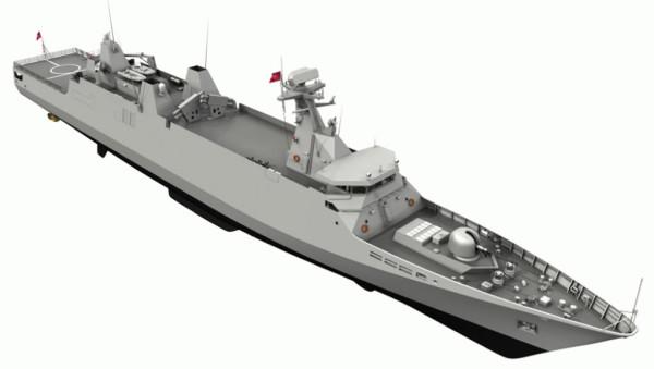 100% diproduksi di PT PAL, TNI AL Butuh Tambahan 25 Kapal Frigate Sigma