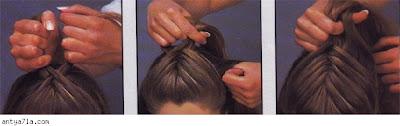 دراسه: الضفائر تتسبب في فقدان الشعر