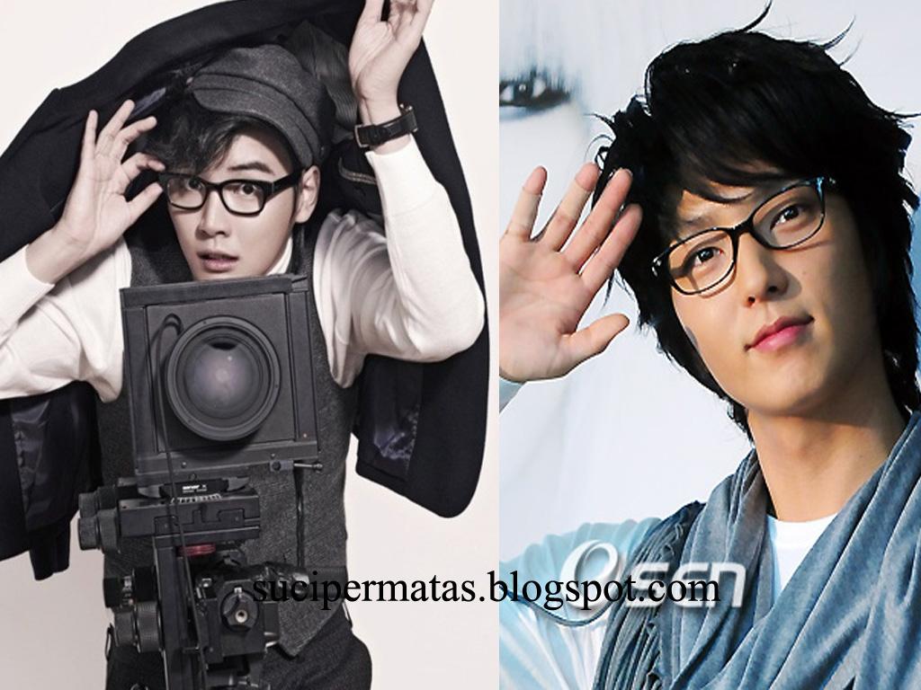 Yoon Shi Yoon And Lee Hong Ki Suci Permata Sari: Yoo...