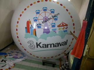 Balon Udara Promosi Karnaval 3
