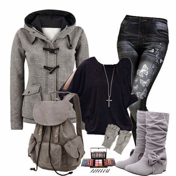 Ladies Outfits Ideas For Winters