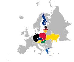 Kraje, które odwiedziłam