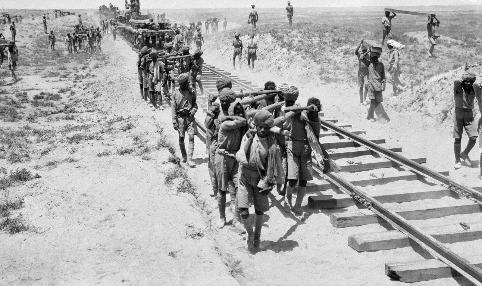 Indian Army at World War 1