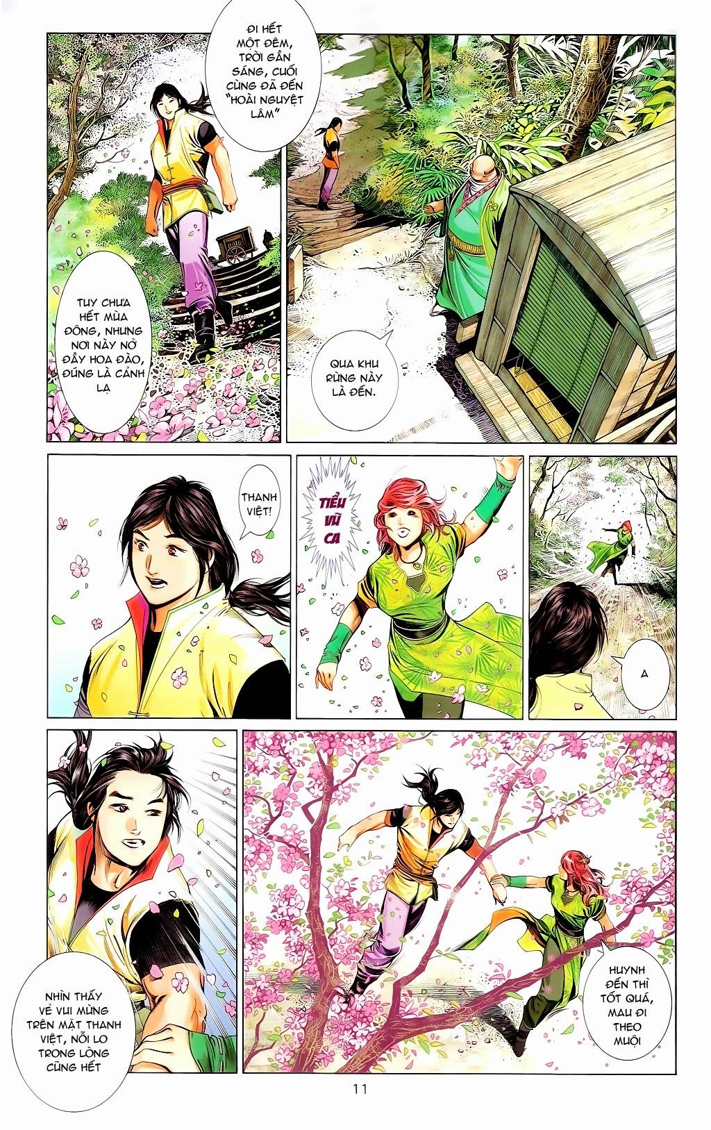 Phong Vân Chap 665 - Trang 10