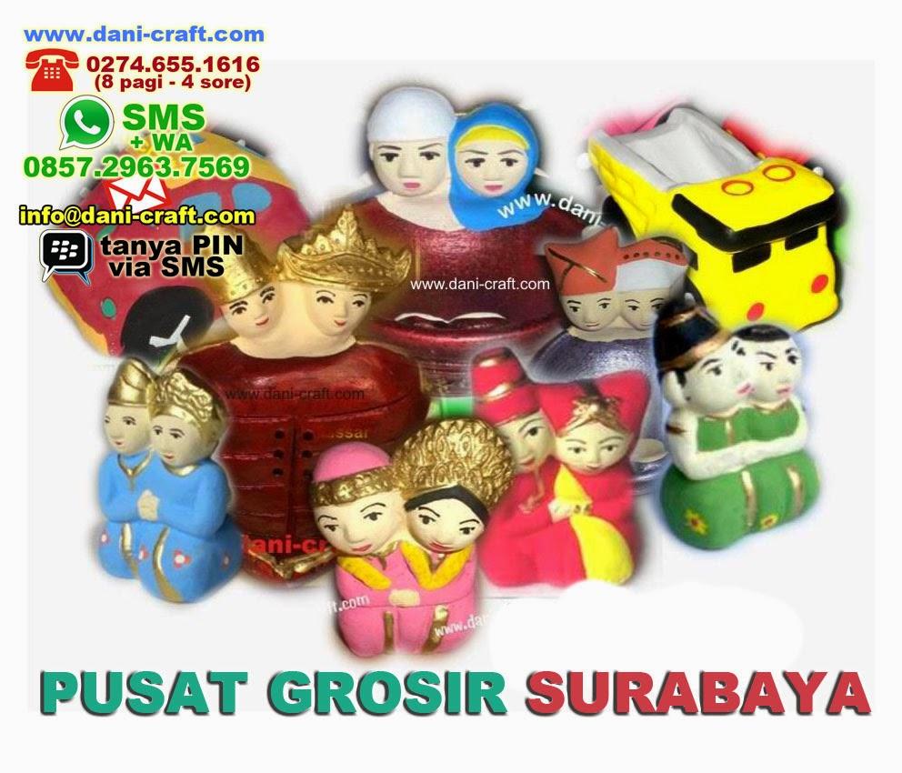 Souvenir PGS Pasar Turi, Murah dan Berkualitas