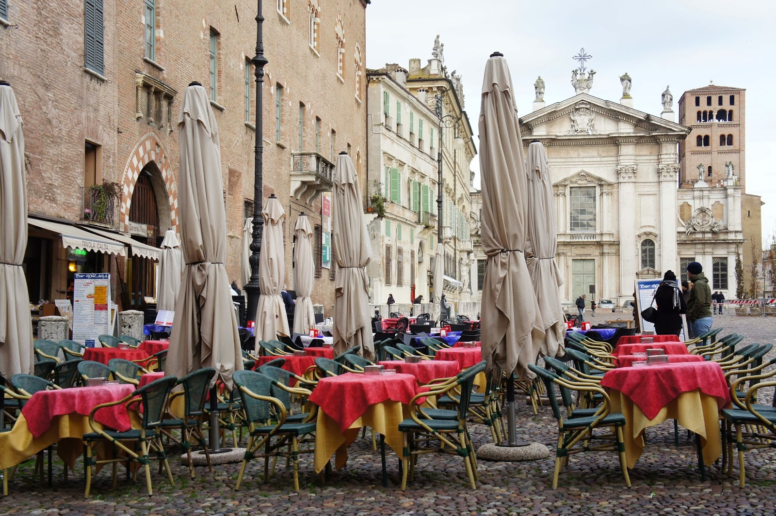 the stroke blog: a hidden gem in italy: you say mantua, i say mantova