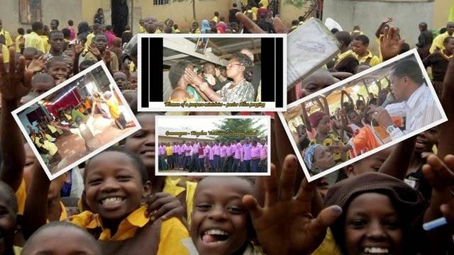 Guma Na Yesu (keep with Jesus) Ministries - Africa