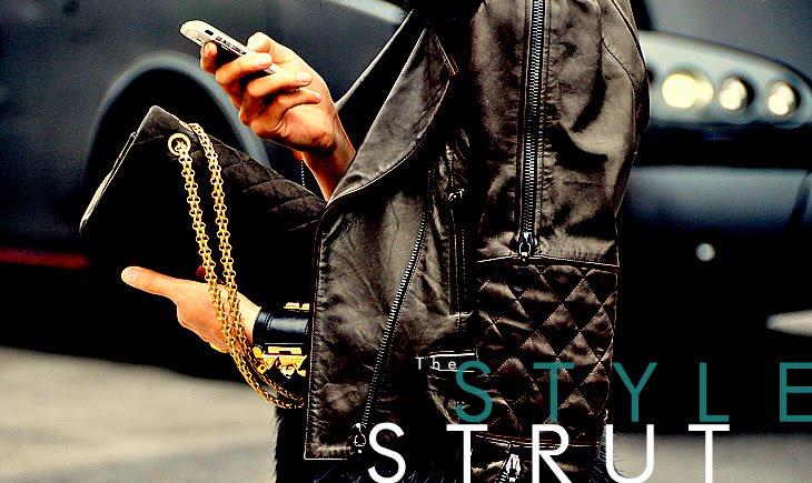 THE STYLE STRUT