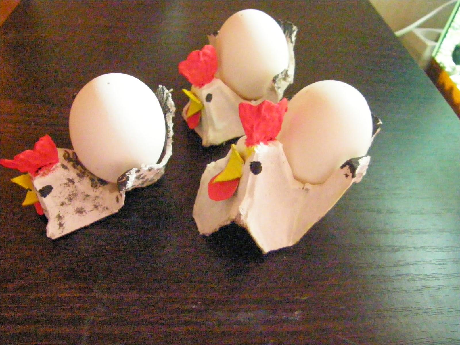 Лотки под яйца своими руками