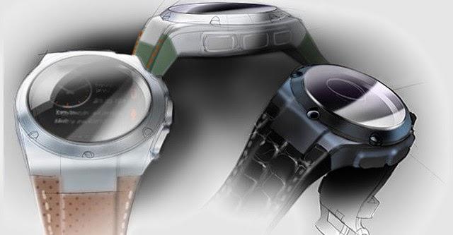 HP gia nhập Smartwatch