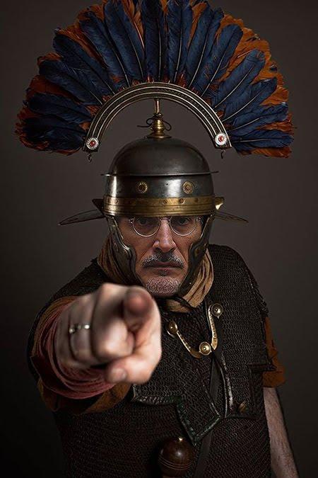 ¡ALISTATE, Roma Militaria te necesita!