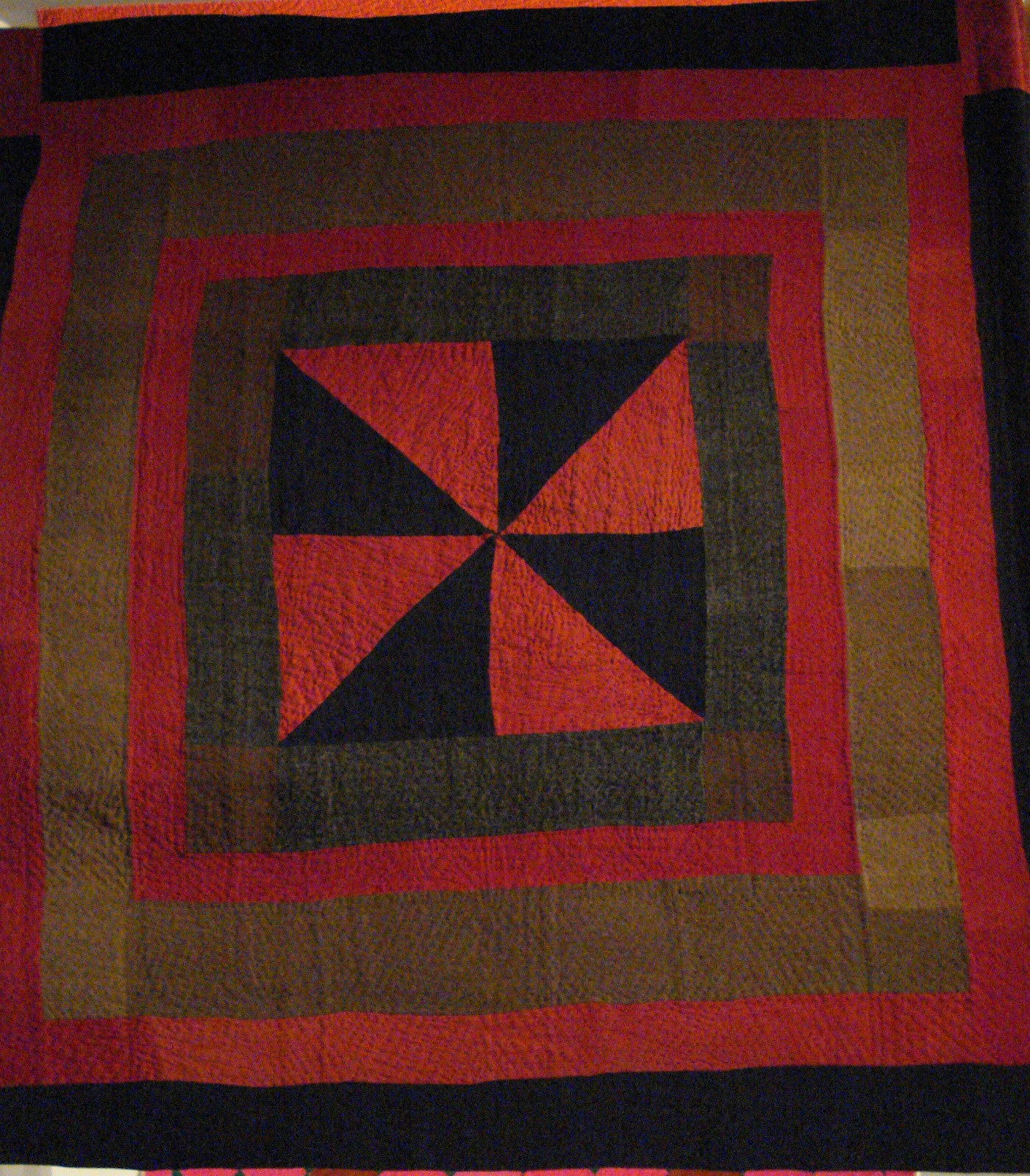 Welsh Quilts August 2012