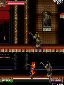 Castlevania Order of Shadows v1.0 for BlackBerry