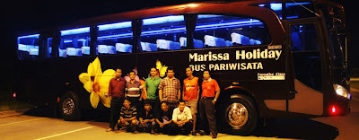 Foto bus pariwisata Jetbus HD PO Marissa Holiday