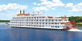 American Cruise Line - Queen of the Mississippi