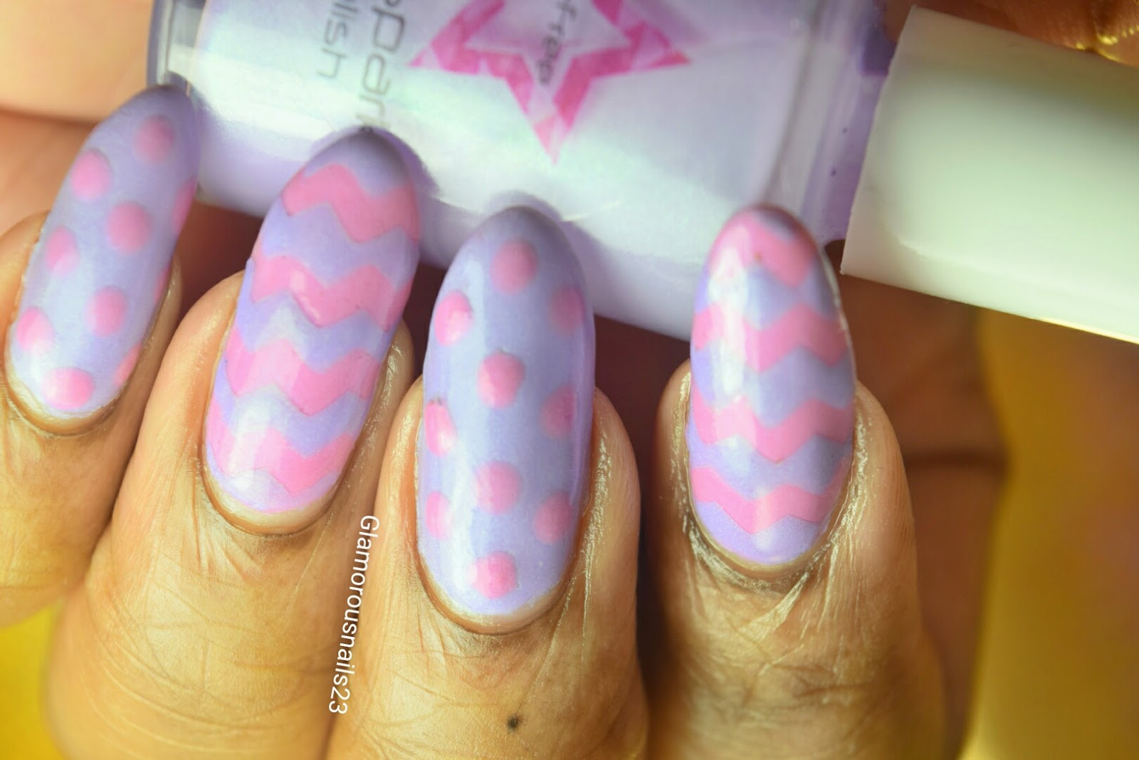 Mix & Match Chevron & Dots