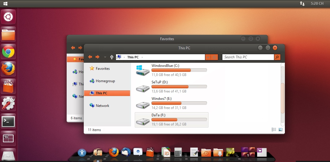 Linux Theme Download Ubuntu Freeware