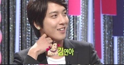 Jungshin dating rumor