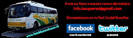 La Red de Autobuses División Sur