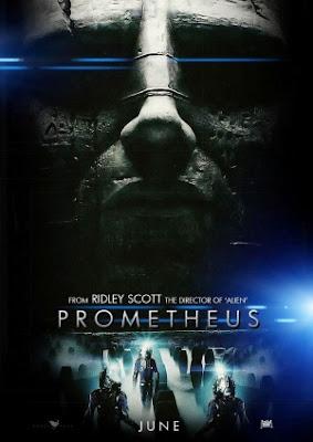 Filme Poster Prometheus R2 XviD & RMVB Legendado