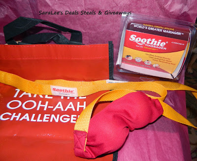 Enter to win the Soothie Challenge.