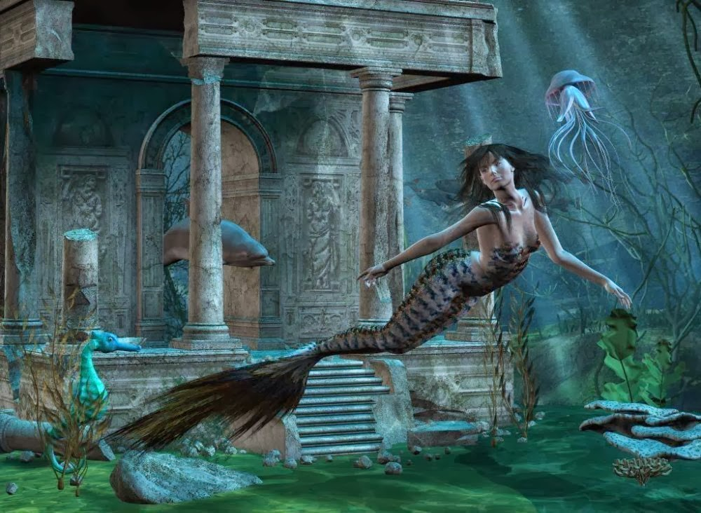 For Real Mermaid Spells