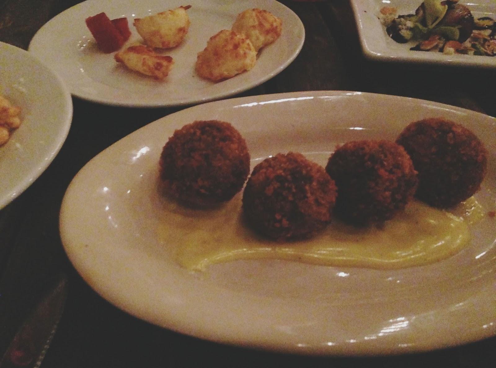 houston food batanga mushroom croquettes