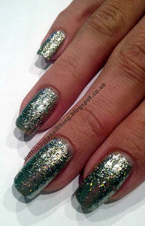 YCC Gold Glitter 117
