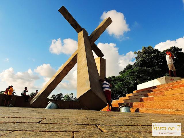 o que ver em salvador cruz caida