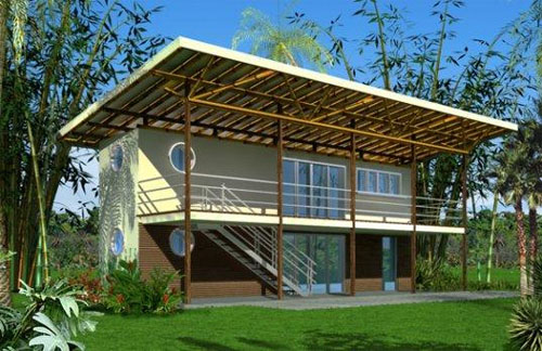 ecohabitat: CONTAINER HOMES
