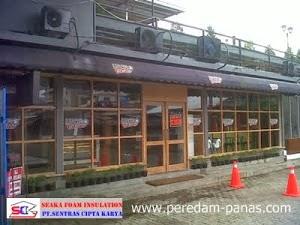 LUCRO CAFE - KEMANG JAKARTA