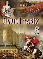 Ümumi Tarix - 8 Dərslik