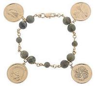 Italian Coin Bracelet Qvc3