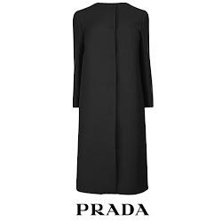 PRADA Coat Princess Mary Style