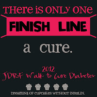 JDRF Walk Shirt