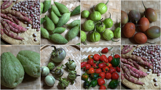 Food and Vegetables of Sikkim | cooking simple recipes with a few of them...