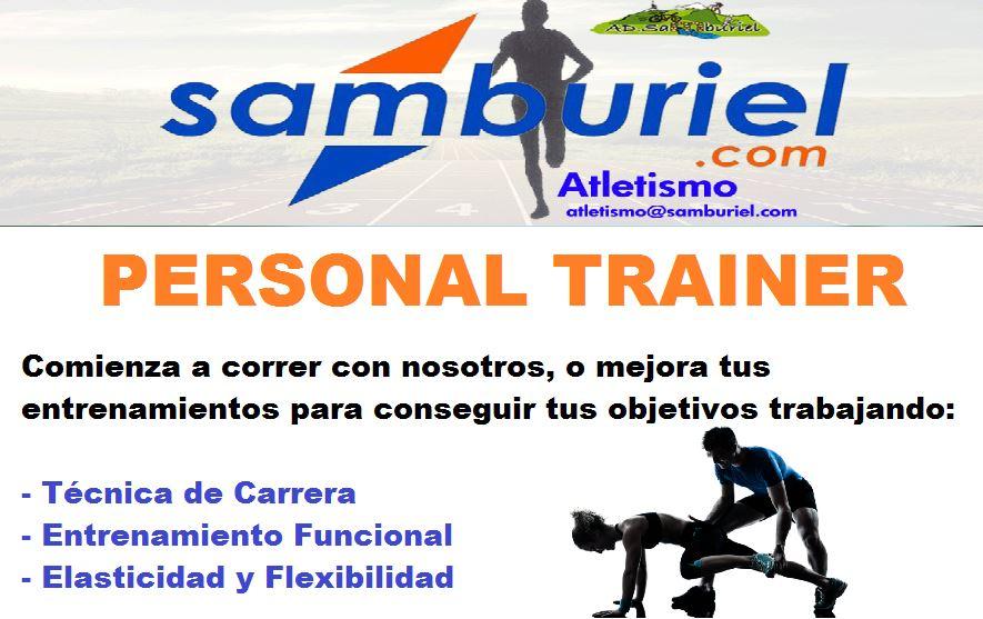 Entrenador personal para socios